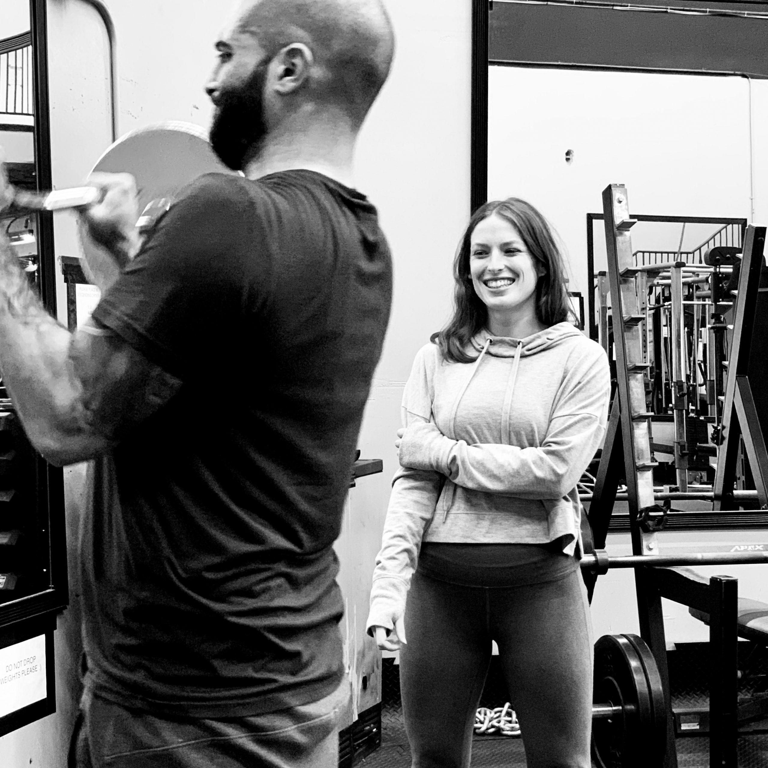 personal trainer Richmond